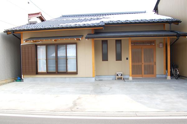 K様邸施工例 (岐阜県 下呂市)